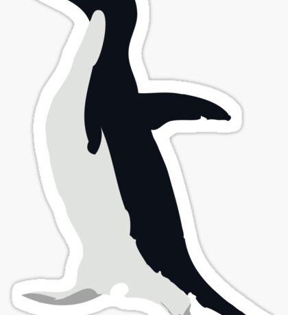 Socially Awkward Penguin Sticker