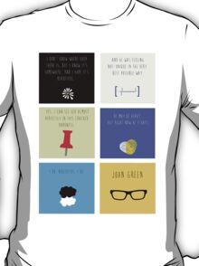 Last Words - John Green edition T-Shirt