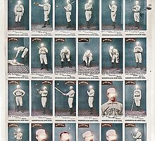 Boston Luminaries Base Ball Club by OtherRealisms
