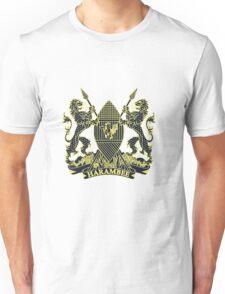Kenya Court of Arms - Passport Style Unisex T-Shirt