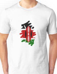 Kenya Flag Unisex T-Shirt