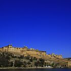 Amer Fort by Amit  Gairola