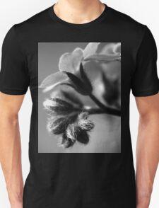 Forget-Me-Nots 4 B&W T-Shirt