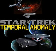 """STAR TREK: TEMPORAL ANOMALY"" (2013)  by NightwingDesign"