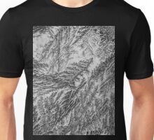 Frost 2 B&W Unisex T-Shirt