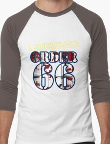 Jedi Survivor Men's Baseball ¾ T-Shirt