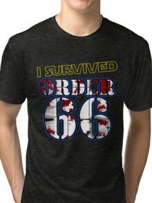 Jedi Survivor Tri-blend T-Shirt