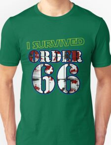 Jedi Survivor Unisex T-Shirt