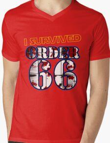 Jedi Survivor Mens V-Neck T-Shirt
