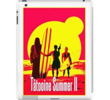Tatooine Summer II iPad Case/Skin