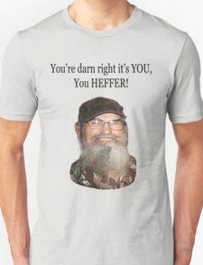 Si - Heffer Unisex T-Shirt
