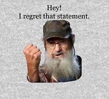 Si - Regret That Statement Unisex T-Shirt