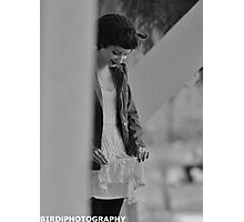 Admired  Photographic Print