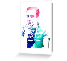 brian holden Greeting Card