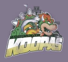 KOOPAS Kids Tee