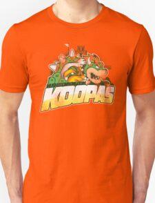 KOOPAS Unisex T-Shirt