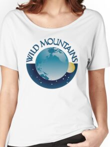 Wild Mountains Logo Women's Relaxed Fit T-Shirt