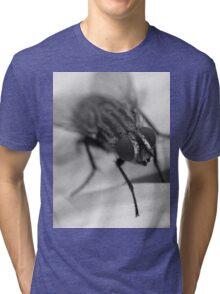 Fly 1 B&W Tri-blend T-Shirt