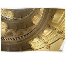 Capitol Building, Austin, Texas Poster