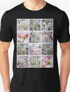 Cherry Blossoms Montage 1 T-Shirt