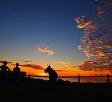 Scarborough Beach Sunset by CourtneyAnne82