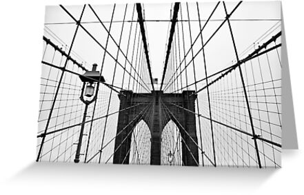 Brooklyn Bridge by bryaniceman
