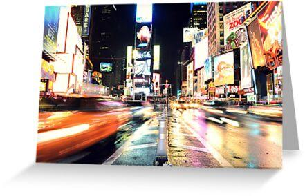 Times Square by bryaniceman