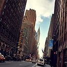 Manhattan City by bryaniceman