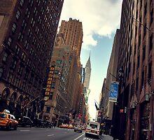 Manhattan City by bryaniceman