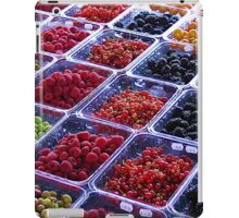 Summer Berries iPad Case/Skin
