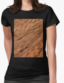 Fundy Mud Womens Fitted T-Shirt