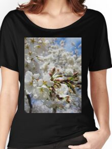 Cherry Blossoms 11 Women's Relaxed Fit T-Shirt