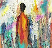 Walking Through the Dark by F. Magdalene Austin