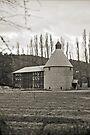 Oast House—New Norfolk, Tasmania by Brett Rogers