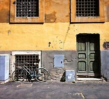 Travelling Memories: Old Trastevere by emado