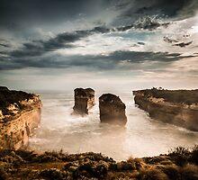 Australia - Great Ocean Road - II by lesslinear
