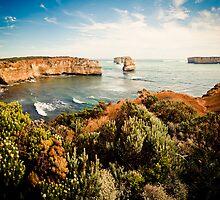Australia - Great Ocean Road - IV by lesslinear