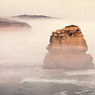 Australia - Great Ocean Road Panorama - I by lesslinear