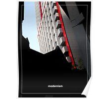 Modernism Poster