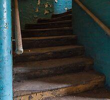 worn steps  by Matt-D-Allen