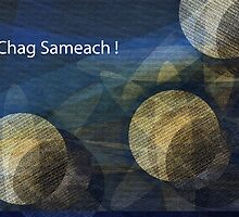 Chag Sameach by dominiquelandau