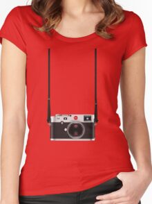 Leica M (240) Women's Fitted Scoop T-Shirt