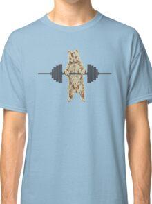 Weightlifting Bear Classic T-Shirt