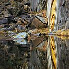 Quarry abstract by Kevin Allan