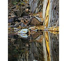 Quarry abstract Photographic Print