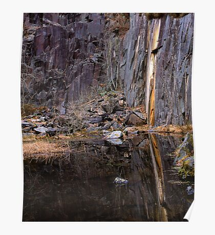Quarry view Poster