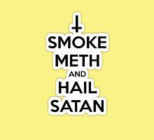 Smoke Meth And Hail Satan! by mitchrose