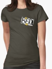 black books Womens Fitted T-Shirt