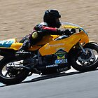 Alan Johnston | Barry Sheene Festival | 2013 by Bill Fonseca