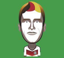 Bayern Munich - Muller Baby Tee